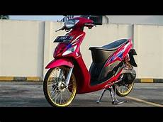 Yamaha Mio Modifikasi by Review Yamaha Mio Ala Thailand Simple Modifikasi