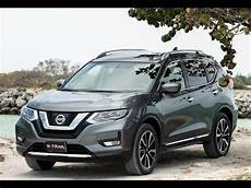 nissan x trail facelift 2017