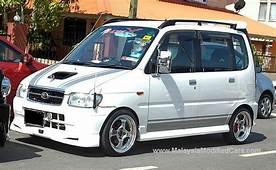 Modified Perodua Kenari Conversion To Daihatsu Move