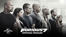fast and furious 7 furious 7 official theatrical trailer hd