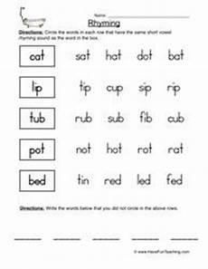 rhyming worksheet 1 rhyming worksheet rhyming words worksheets