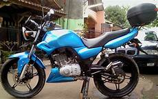 Modifikasi Thunder 125 by Suzuki Thunder 125 Modifikasi Touring
