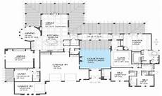 mediterranean house plans with courtyard in middle awesome home plans with courtyard in middle ideas house