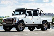 Land Rover Defender 130 Project Barge By Ecd Hiconsumption