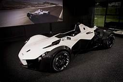 Briggs Automotive Company BAC Supercar To Be Sold At HR