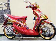 Modifikasi Motor Matic Mio Sporty by Scooter Matic Mio Sporty Modifikasi Zona Berita Terbaru