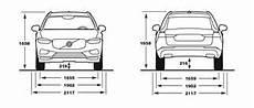 Dimensions Xc60 Volvo Cars