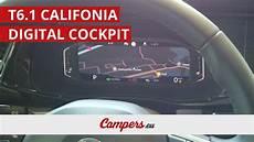vw t6 1 california options digital cockpit