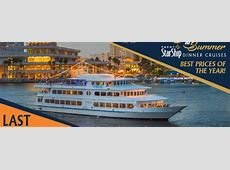 Savor the Summer Dinner Cruises, Tampa FL   Aug 16, 2017