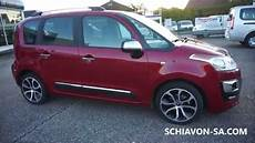 picasso c3 occasion citroen c3 picasso hdi 90 collection occasion chambery