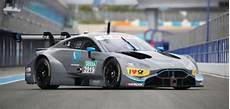 Aston Martin Vantage Dtm Makes Race Premiere At Hockenheim