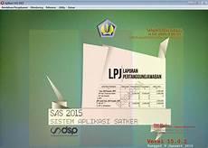 perbaikan update aplikasi sas 2015 versi 15 0 2 blog bendahara pengeluaran
