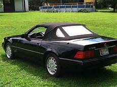 Mercedes Sl 320 - purchase used 1997 mercedes sl 320 black in mount