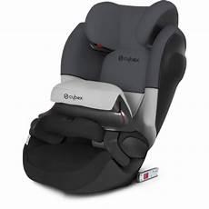 Cybex Pallas M Fix Sl 1 2 3 Car Seat Gray Rabbit