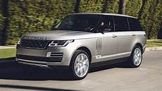 2019 land rover lineup 2019 range rover lineup includes land rover s