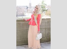 Fashion Review: Different Hijab Style Ideas For The