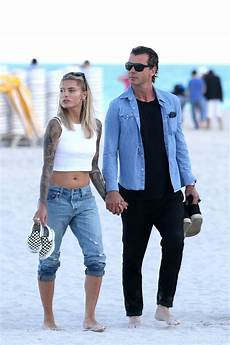 thomalla and gavin rossdale on the in miami