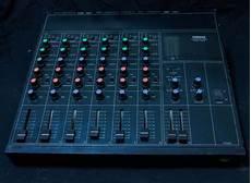 Analog Yamaha Rm602 Mixing Board