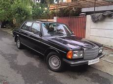 Mercedes 200d W123 - my 84 mercedes w123 200d completely restored page 4
