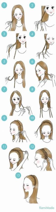 64 Trendy Hairstyles Tutorial Simple Hairstyles