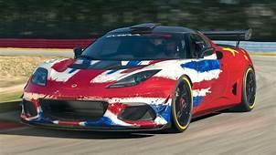 Lotus Evora GT4 Concept Race Car Revealed In Shanghai