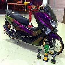 Modifikasi Jok Yamaha by Gambar Modifikasi Jok Nmax Otomotif