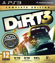 Dirt 3 Complete Edition Ps3 Zavvi