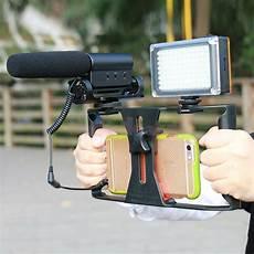 cellphone cinema mount smartphone holder stabilizer rig