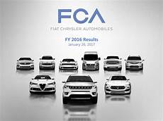 Fiat Chrysler Automobiles Nv 2016 Q4 Results Earnings