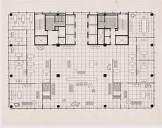 mies van der rohe house plans arrested developments architecture today