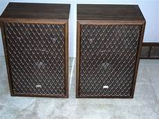 details about vintage sansui sp x8000 6 way home speakers very good condition sound great
