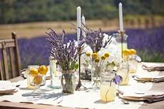 french lavender and lemon wedding ideas