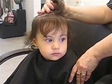 Small Baby Hair Cutting Style