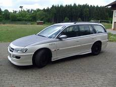 2001 Opel Omega B Caravan Pictures Information And