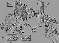 electrical system parking brake alarm wheel loaders volvo l120e electrical warning