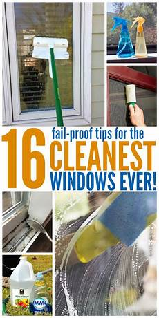 Fenster Putzen Tipps - 16 window cleaning tips for the cleanest windows