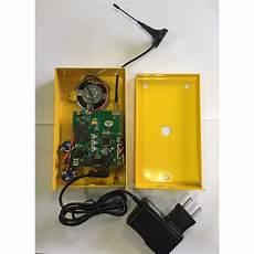 Alarme Gsm Autonome Avec Bouton Appel Sos Urgence Avec