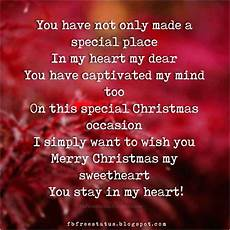 christmas love quotes for boyfriend and with images
