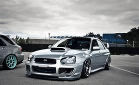 Subaru Wrx Sti Stance Tuning HD Wallpaper