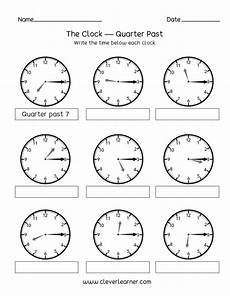 time worksheet quarter and half 3157 telling time worksheet quarter hour printable worksheets and activities for teachers parents