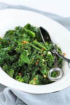spicy sauteed kale 5 other healthy kale recipes