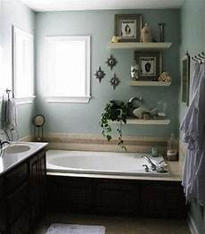 wall decorating ideas for bathrooms 74 best images about shelf decor on shelf