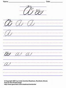 cursive handwriting worksheets with arrows 21971 1000 images about activities crafts for m on