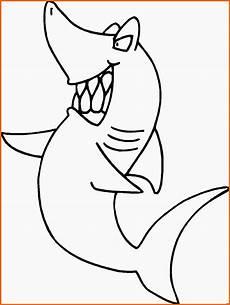 Malvorlage Hai Einfach Fabelhaft Grimmiger Hai Ausmalbild Malvorlage Ics