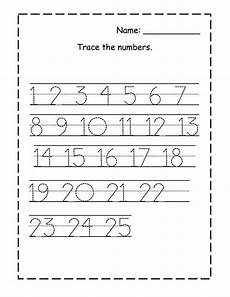 tracing worksheets 20432 tracing numbers for kg numbers preschool preschool printables preschool