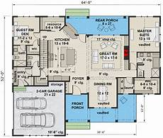 country craftsman house plans 3 or 4 bed country craftsman home plan with loft 14671rk