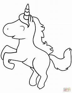 dibujos de unicornios animados para colorear