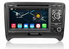 autoradio audi tt autoradio android 4 4 4 gps audi tt bluetooth usb sd dvd mirrorlink auto media fr