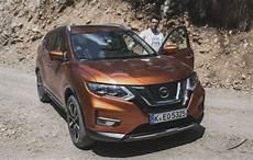 Nissan X Trail 2017 Technische Daten - nissan x trail facelift 2017 fahrbericht daten preise