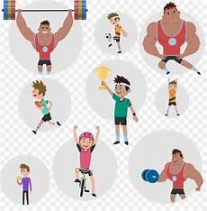 52 Gambar Kartun Lucu Olahraga Trend Saat Ini
